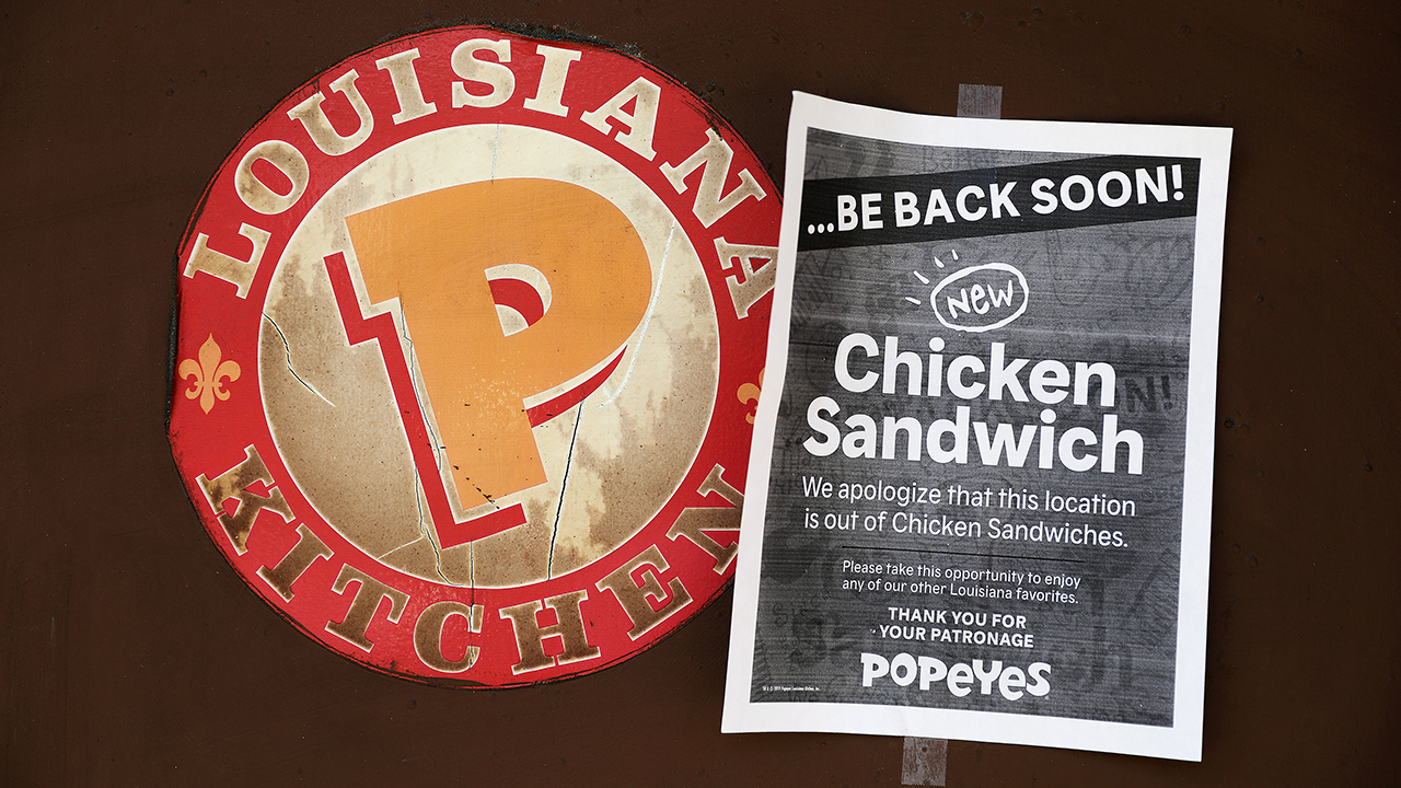 Tennessee Man Reportedly Sues Popeyes After Popular Chicken