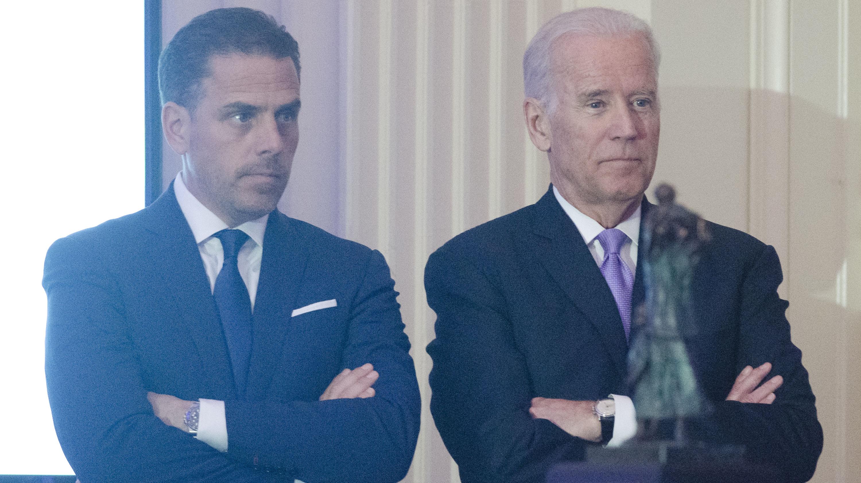 Hunter Biden Denies Doing Anything Wrong In Ukraine China