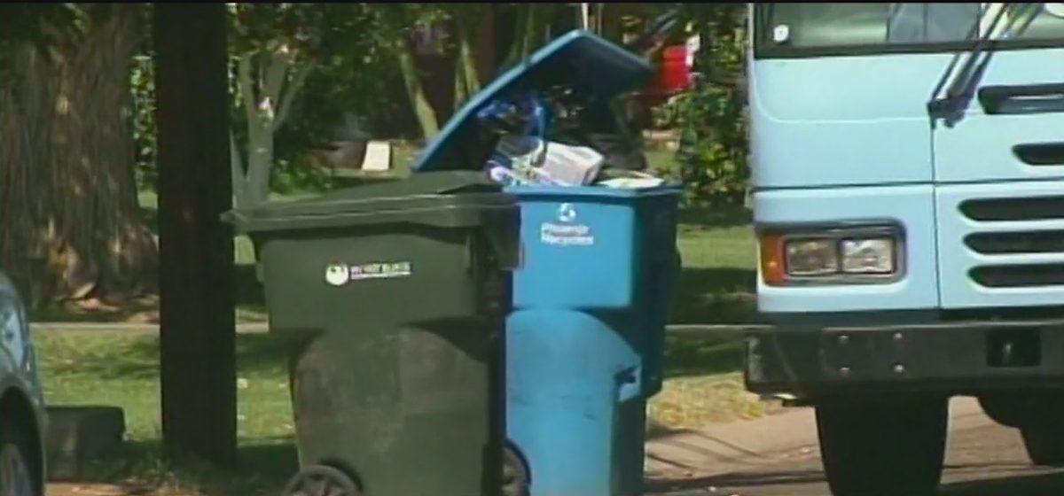 Phoenix Arizona Trash Pickup
