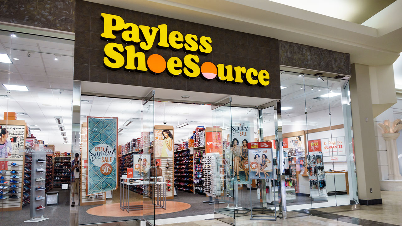 Payless Shoesource Emerges From Chapter
